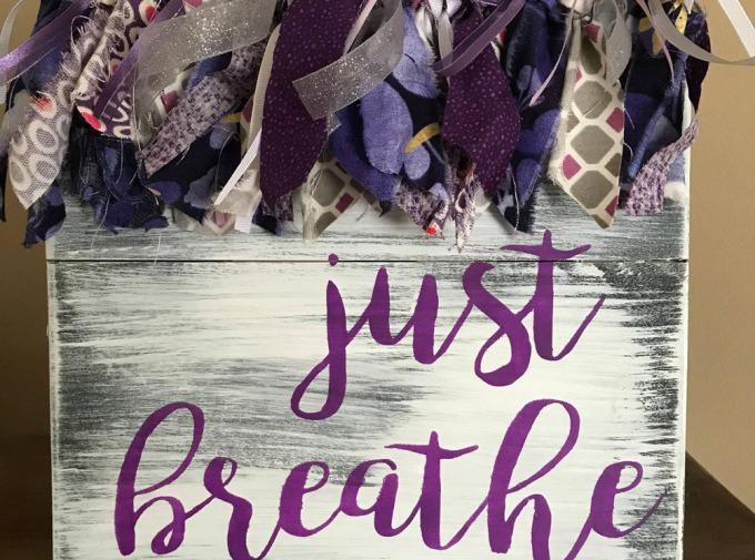 Just Breathe - cystic fibrosis blog